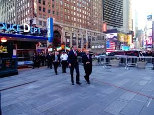 Fotos en Time Square