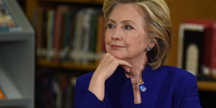 Foto de Hillary