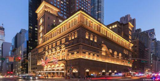foto del Carnegie Hall