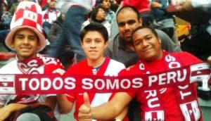 foto de peruanos