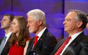 foto de la familia y el futuro vicepresidente