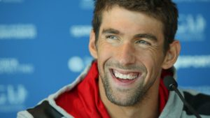 foto de Michael Phelps