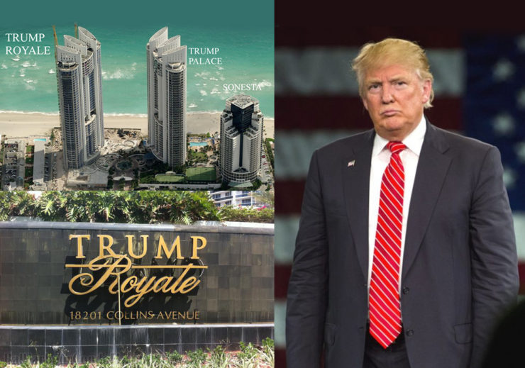 foto Miami Sunny Isles Trump Royale 18201 Collins Av