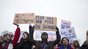 foto El miedo no tiene lugar en las escuelas