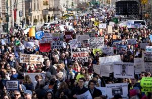 foto de la multitud