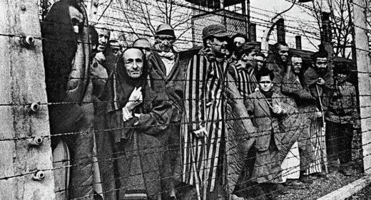 Foto del Campos de concentración Nazi